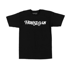 Hoonigan Ain't Care T-Shirt - Black