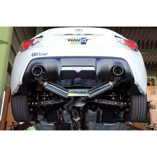 "GReddy ""Comfort Sports GT-S V2"" Catback for Toyota GT86"