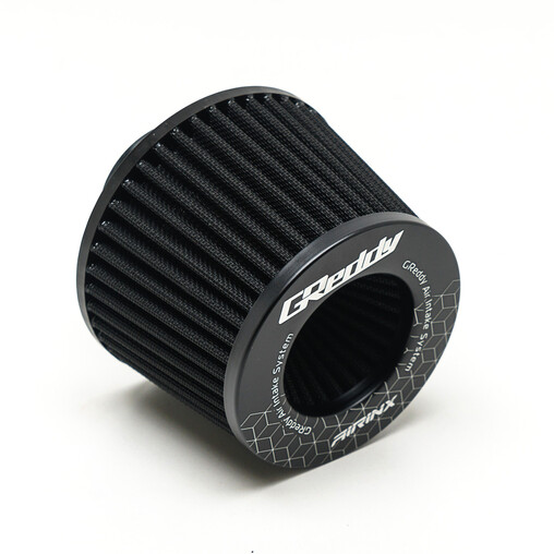 "GReddy ""Airinx New S"" Universal Air Filter, 145-80 mm"
