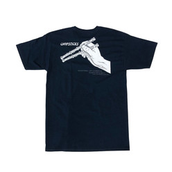 Hoonigan Chop Sticks T-Shirt - Navy