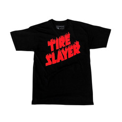 Hoonigan Tire Slayer T-Shirt - Black