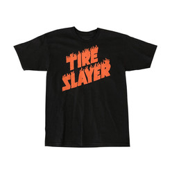 Hoonigan Tire Slayer T-Shirt - Anthracite