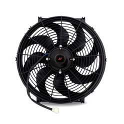 "Mishimoto Universal Electric Radiator ""Race Line"" Fans - 10 to 16"""