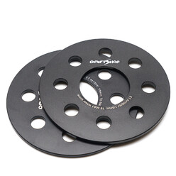 "4x100 Hubcentric ""Slip On"" Wheel Spacers - 5 mm (CB 57.1 mm)"