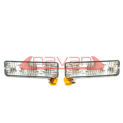 Navan Crystal Front Blinkers for Nissan 200SX S13 (early spec)