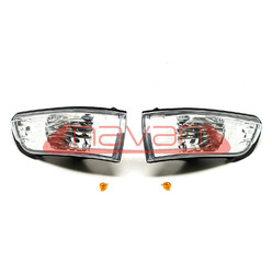 Navan Crystal Front Blinkers for Nissan Silvia PS13