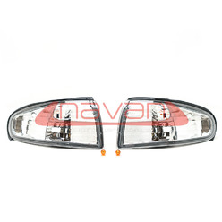 Navan Crystal Front Corner Lights for Nissan 200SX S14