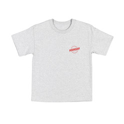Hoonigan Tire Slayer Kids T-Shirt - Grey