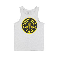Hoonigan Workout Tank - Grey