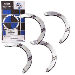 ACL Trimetal Reinforced Thrust Bearings - Audi A3, A4, A6, TT, 80, 90, 100, 1.6L, 1.8L & 2.0L, inc. Turbo (83-01)
