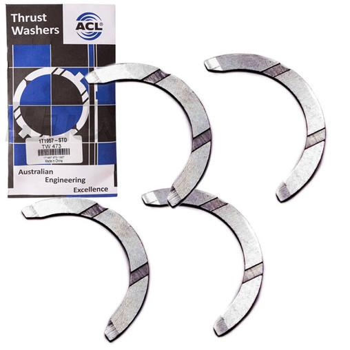 ACL Trimetal Reinforced Thrust Bearings - Suzuki 1 3L (G13A, G13B, G13BA,  G13BB)