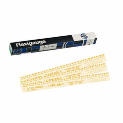 ACL Flexigauge Kit 0.20 to 0.40 mm (Yellow Pack)