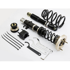BC Racing BR-RA Coilovers for Volvo 240, RWD (74-93)
