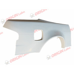 Origin Labo +75mm Rear Fenders for Nissan Silvia PS13