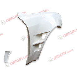 Origin Labo +75mm Front Fenders for Toyota Chaser JZX100