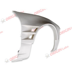 Origin Labo +75mm Front Fenders for Nissan 200SX S13