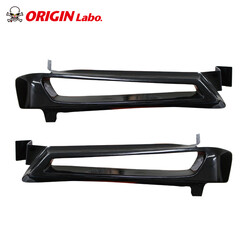 Origin Labo Vented Headlight Covers for Nissan 200SX S14A