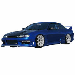 Origin Labo Racing Line Bodykit for Nissan 200SX S14A