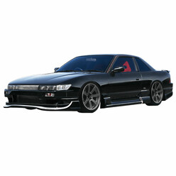 Origin Labo Racing Line Bodykit for Nissan Silvia PS13
