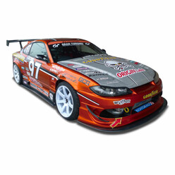 Origin Labo Racing Line Bodykit for Nissan Silvia S15