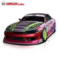 Origin Labo Raijin 雷神 Bodykit for Nissan Silvia S15
