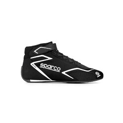 Sparco Skid Racing Shoes, Black (FIA)