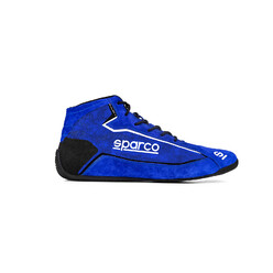 Sparco Slalom+ Racing Shoes, Blue (FIA)