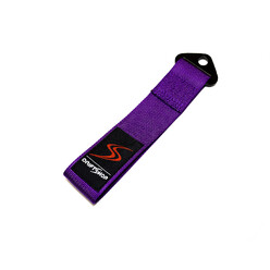 DriftShop Purple Tow Strap (FIA)
