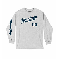 Hoonigan HNGN Power Long Sleeves T-Shirt - Grey