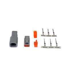 AEM DTM-Style 2-Way Connector Kit