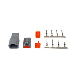 AEM DTM-Style 3-Way Connector Kit