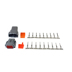 AEM DTM-Style 8-Way Connector Kit