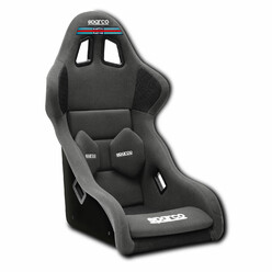 Martini Racing Sparco Pro 2000 QRT Bucket Seat, Grey (FIA)