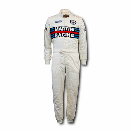 Sparco Martini Racing Suit