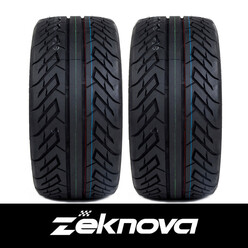Zeknova Semi-Slick SuperSport RS 245/40ZR17 Tyres - TW240 (pair)
