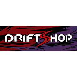 DriftShop Original Design Sticker