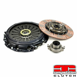 Stage 3 Clutch for Honda CRX Del Sol VTi EG2 (92-98) - Competition Clutch