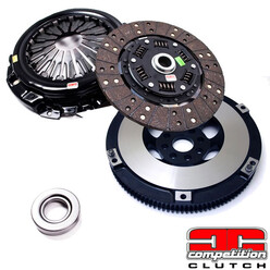 Stage 2+ Clutch & Flywheel Kit for Honda Civic Type R EP3 / FN2 / FD2 - Competition Clutch