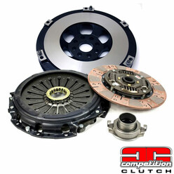 Stage 3+ Clutch & Flywheel Kit for Honda Civic Type R EP3 / FN2 / FD2 - Competition Clutch