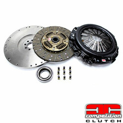 Stage 1+ Clutch & Flywheel Kit for Nissan 200SX S14 / S14A (SR20DET) - Competition Clutch