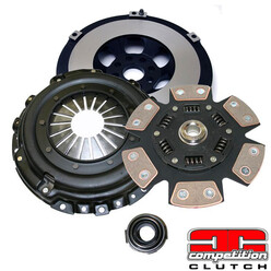 Stage 4+ Clutch & Flywheel Kit for Nissan 200SX S14 / S14A (SR20DET) - Competition Clutch
