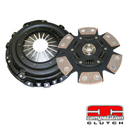 Stage 4 Clutch for Nissan 350Z (VQ35HR, 313 bhp) - Competition Clutch