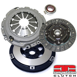 OEM Equivalent Clutch & Flywheel for Subaru Forester SG5 (03-05) - Competition Clutch