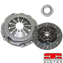 OEM Equivalent Clutch for Subaru Legacy BC5, BF5, BD5, BG5, BE5, BH5 (89-04) - Competition Clutch