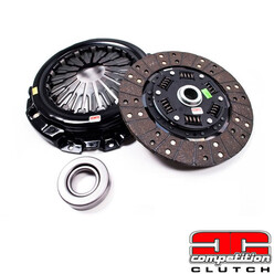 Stage 2 Clutch for Subaru Legacy BC5, BF5, BD5, BG5, BE5, BH5 (89-04) - Competition Clutch