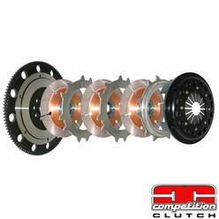 Triple Clutch Kit for Subaru Forester SG9 MT6 (03-08) - Competition Clutch