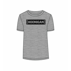 Hoonigan Censor Bar T-Shirt - Grey (Women's)