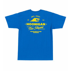 Hoonigan Cheater Slicks T-Shirt - Blue