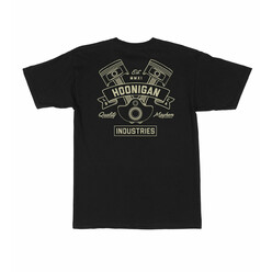 Hoonigan Cranked T-Shirt - Black