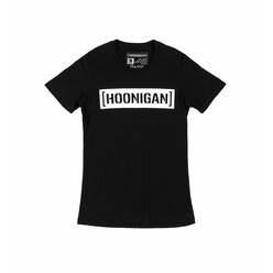 Hoonigan Censor Bar T-Shirt - Black
